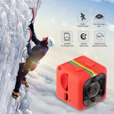 Camera Mini VIGO SQ11 SQ11, Camera Ghi Hình Cảm Biến Nhìn Đêm 720P, Ghi Hình Chuyển Động DVR DV