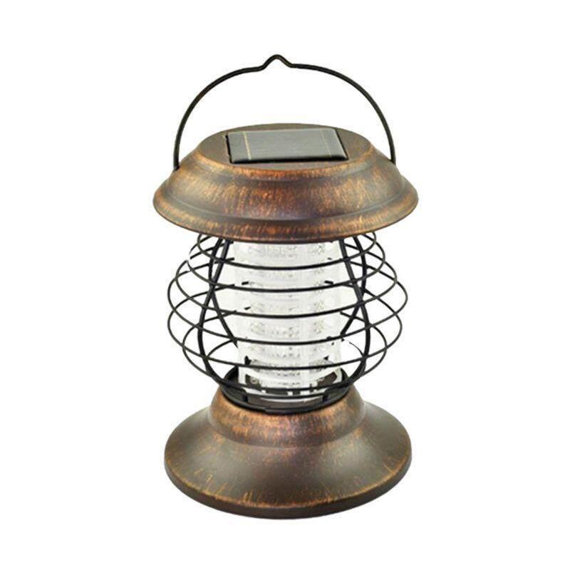 Đèn Diệt Muỗi Cầm Tay Đèn LED Năng Lượng Mặt Trời