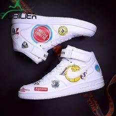 Giày Sulier AJ1 Unisex Cỡ 35-45 Cho Nam, Giày Thể Thao Cỡ Lớn Thoáng Khí Giày Bóng Rổ Mang Ngoài Trời
