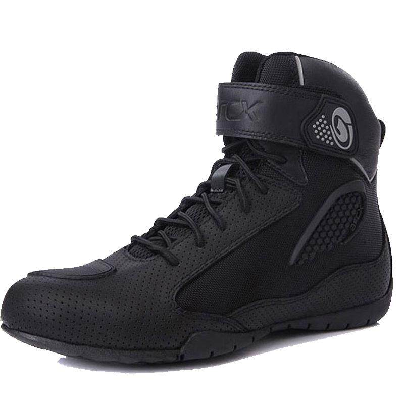 Arcx ya cools riding boots summer motorcycle riding shoes locomotive male racing shoes protective boots breathable drop