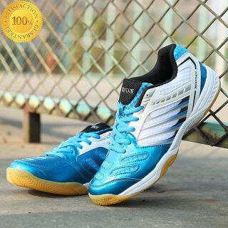 Giày thể thao chơi Tennis cho nam và nữ, chống trơn trượt, cứng, dùng được ngoài trời - INTL thumbnail