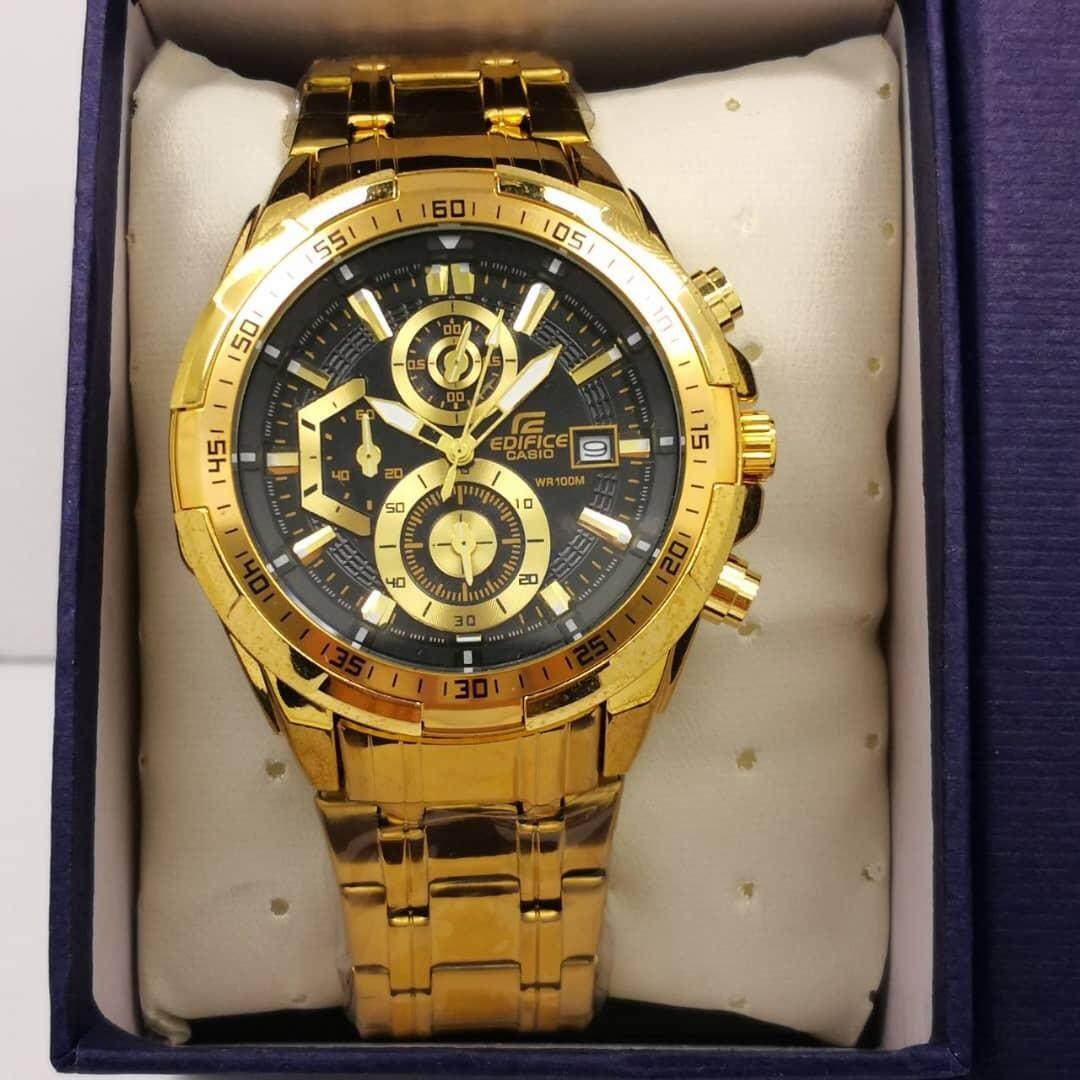 SPECIAL PROMOTION CASIO_ EDIFICE_EFR STAINLESS STEEL WATCH FOR MEN Malaysia