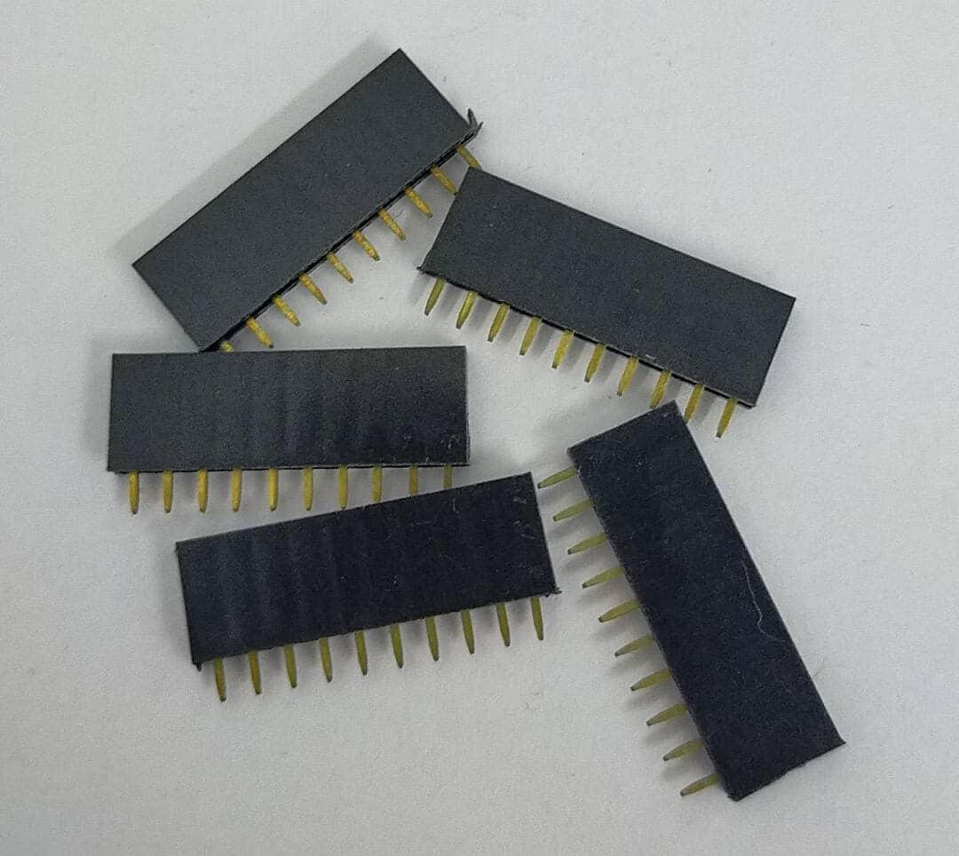 Arduino Stackable Stacking Pin Header 4 UK Seller 8 /& 10 pins Various Packs 6