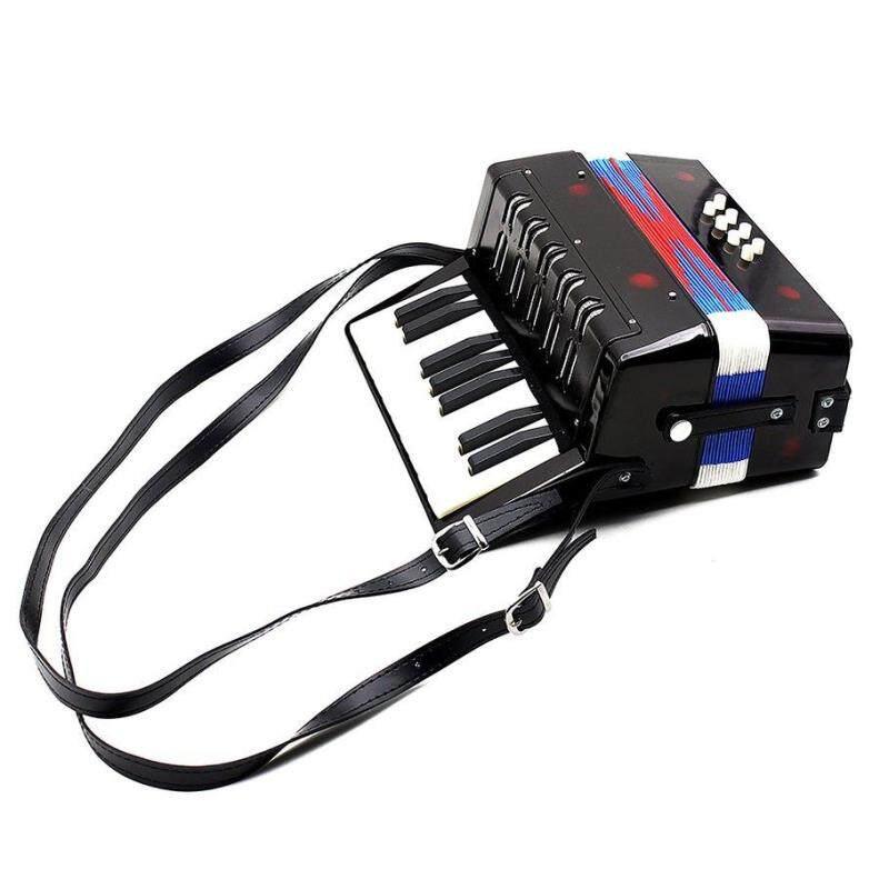 Ưu Đãi Lớn 17-Chìa Khóa 8 Bass Bộ Accordion Đồ Chơi Âm Nhạc cho Giáo Dục Dụng Cụ Âm Nhạc