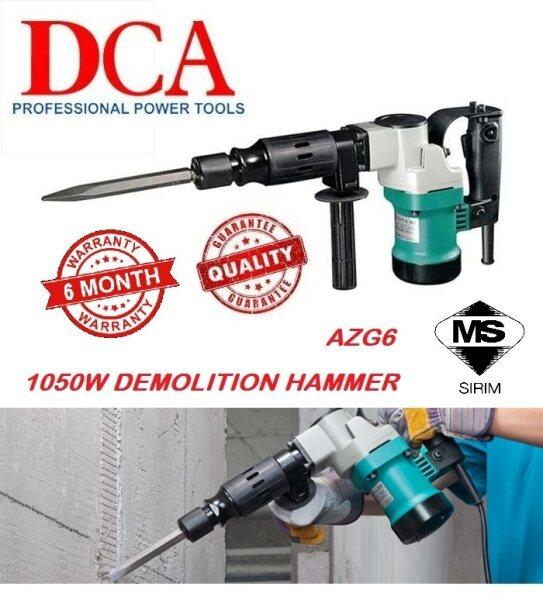 DCA AZG6 Demolition Hammer Percussion 17mm Hex