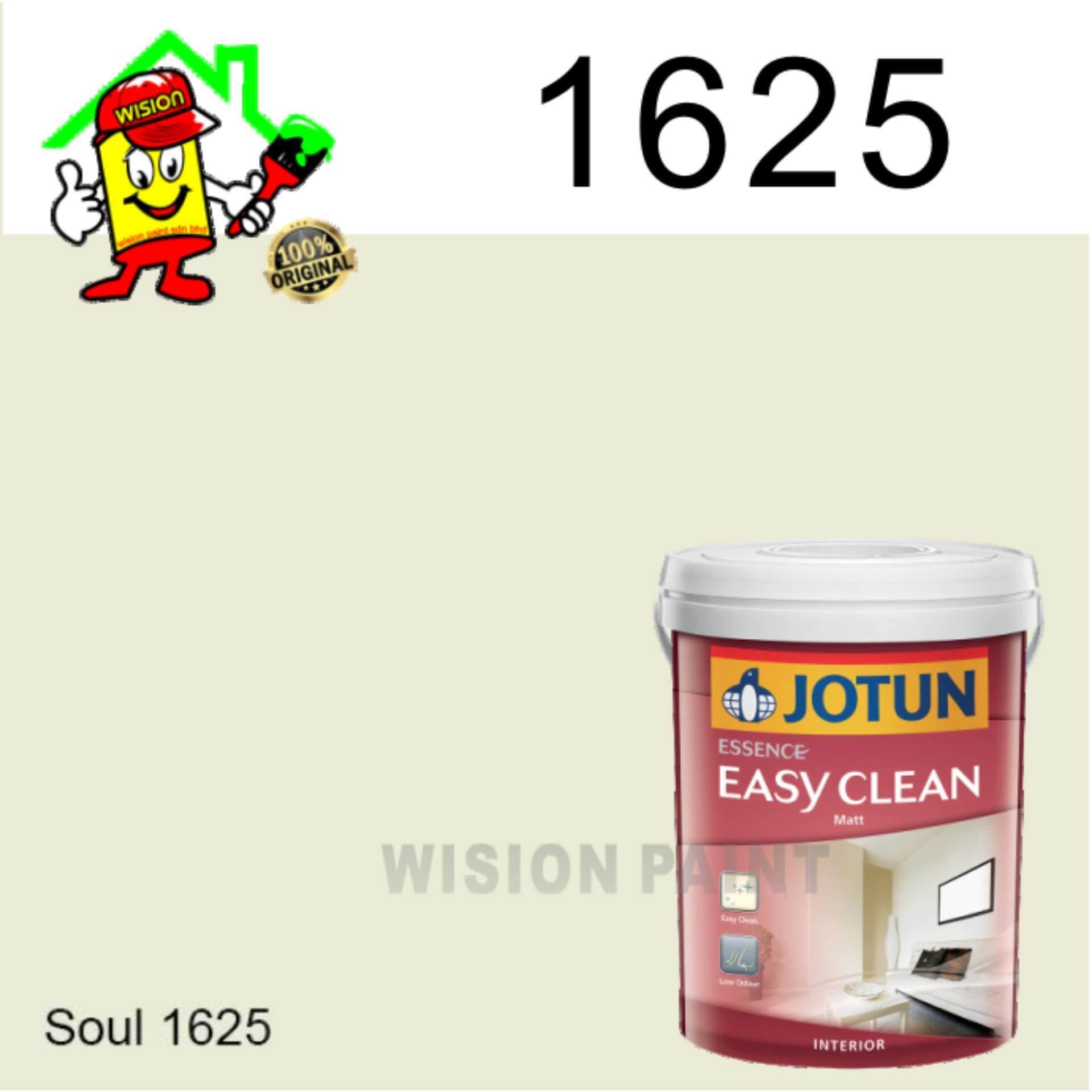 ESSENCE EASY CLEAN 5L - 1625 Soul • Jotun • Matt Finish • Interior • Walls  • Ceiling