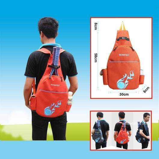 Tennis Racquet Backpack Rackets Shoulder Bag. By Fresh Air Online Store.