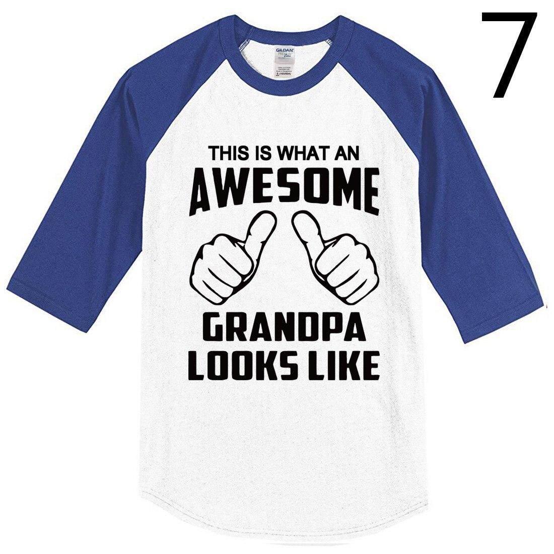 Khjx Musim Panas 2019 T-shirt Ini Adalah Apa Yang Mengagumkan Kakek Tampak Seperti Lucu CrossFit Pria Hip Hop Atas Raglan T Shirt harajuku