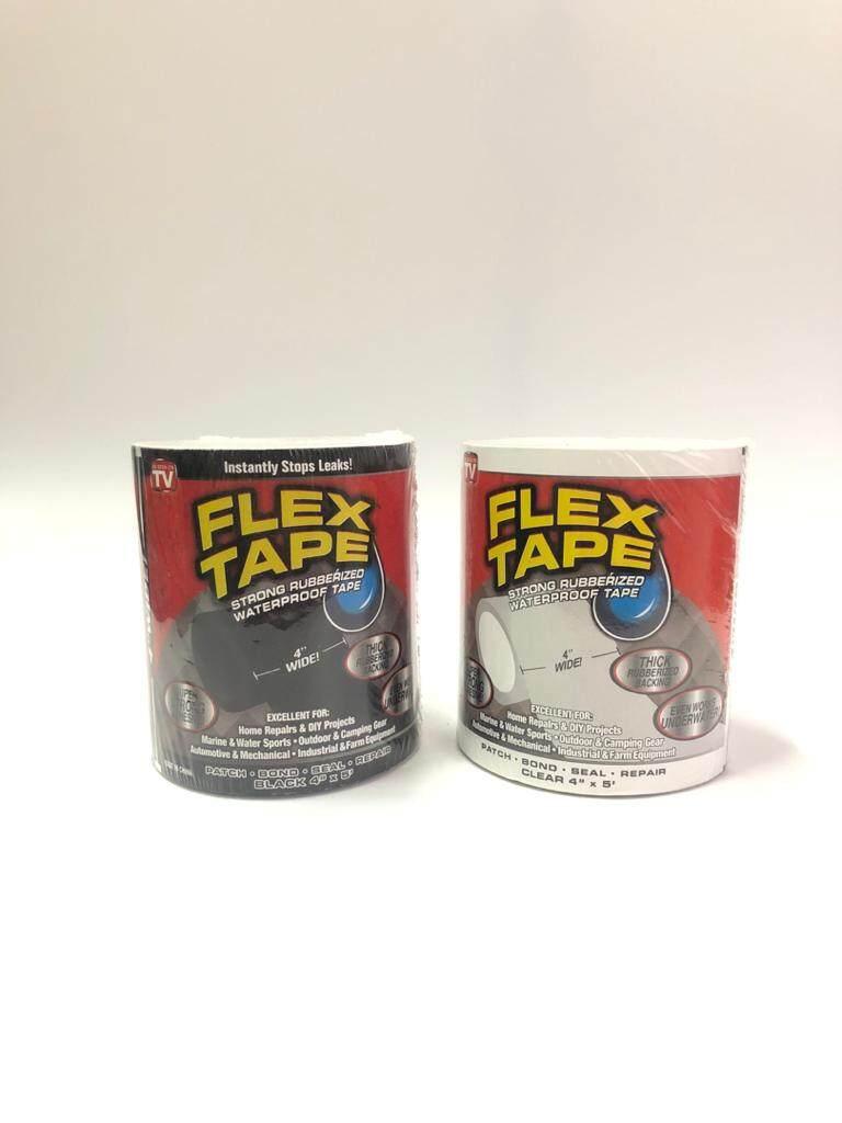 Flex Tape Waterproof Super Strong Rubberized Sealing Leak