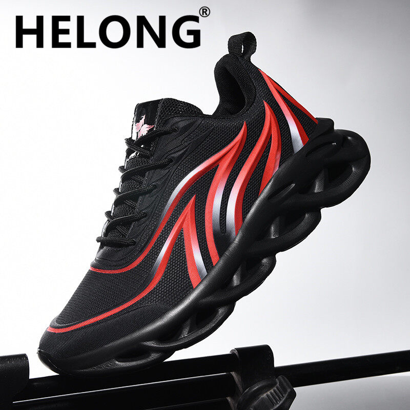 Men/'s Hi Tops Outdoor Running Shoes Casual Walking Breathable Socks Sports Shoes