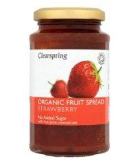Clearspring Organic Fruit Spread Strawberry 290g By Ngorganic.