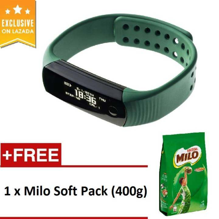 Milo® Champion Fitness Band (FREE Milo 400g Softpack)