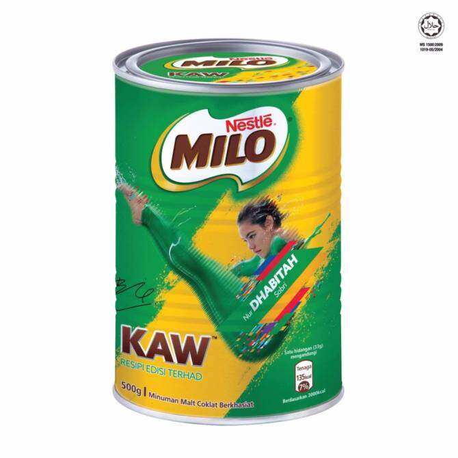 [BUY 5 AT RM27.60] Milo Kaw 500g