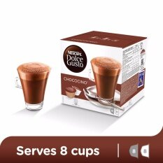 NESCAFE Dolce Gusto Chococino Chocolate 16 Capsules Per Box