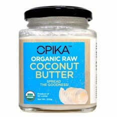 Opika Organic Coconut Butter 250g By Opika Official Store.
