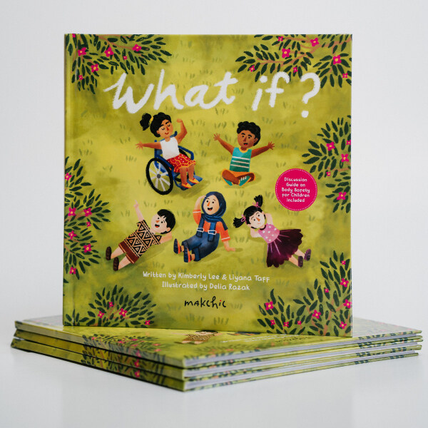 What if? Childrens Picture Book Malaysia