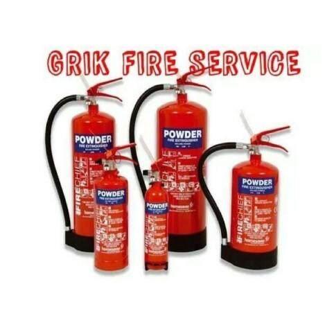 Alat Pemadam Api (Fire Extinguisher) 1KG