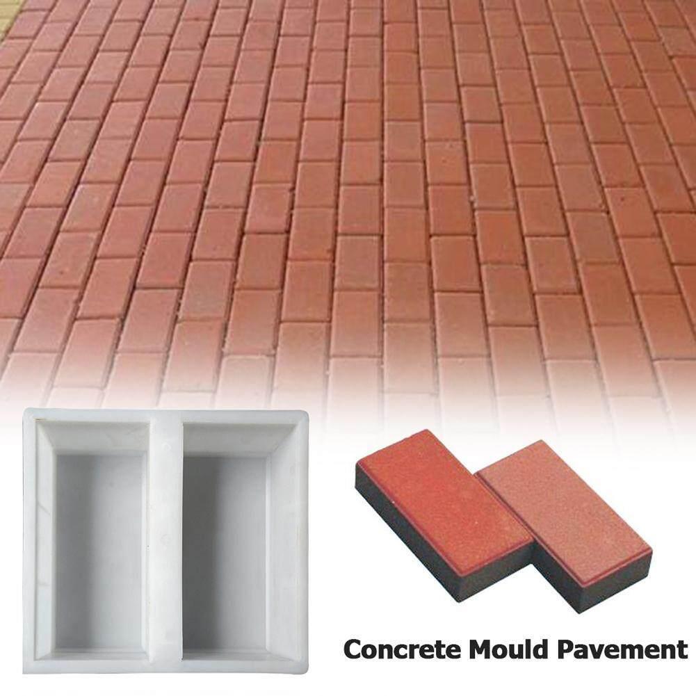 Plastic Garden Path Maker Paving Cement Mold Road Concrete Pavement Mold