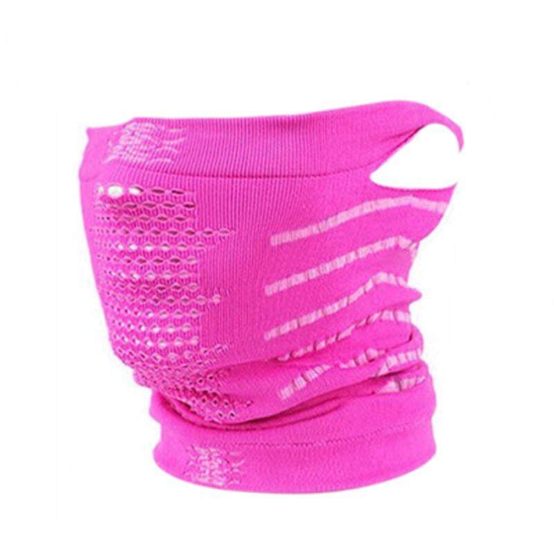 Stylish Seamless Bandana Face Mask Windproof Anti-dust Neckwarmer for Riding Cycling Outdoor Activities