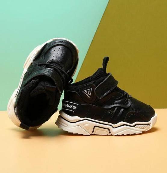 0-2Years Giày Em Bé Trẻ Sơ Sinh Kim Cương Cô Gái Chàng Trai Mềm Prewalker Căn Hộ Giản Dị Giày Gày Sneaker Vải Bố Giày Tập Đi Nhân Quả giá rẻ