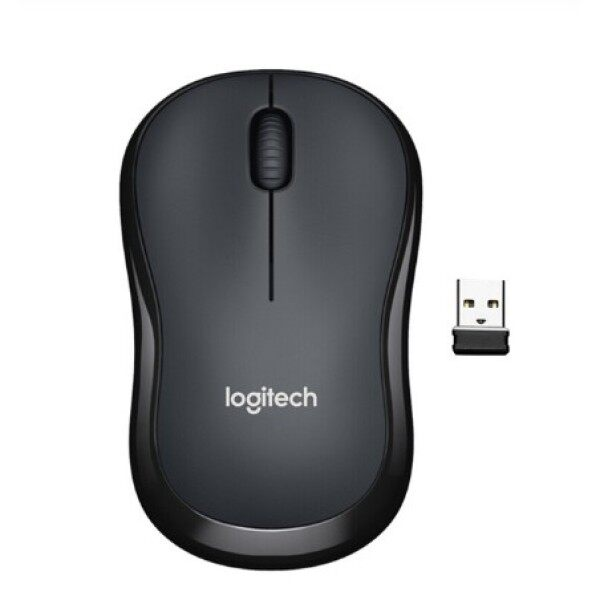 Logitech M220 Wireless Mouse Silent Mouse with 2.4GHz High-Quality Optical Ergonomic PC Gaming Mouse for Mac OS/Window Malaysia