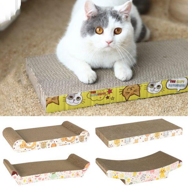 Bàn Cào Mèo Thẳng/S/W, Dụng Cụ Cào Mèo Lớn Hai Mặt, Bền, Dùng Cho Thú Cưng, Mèo Cào, Thảm Trải Giường Với Móng Vuốt Mèo, Đồ Chơi Chăm Sóc Mèo