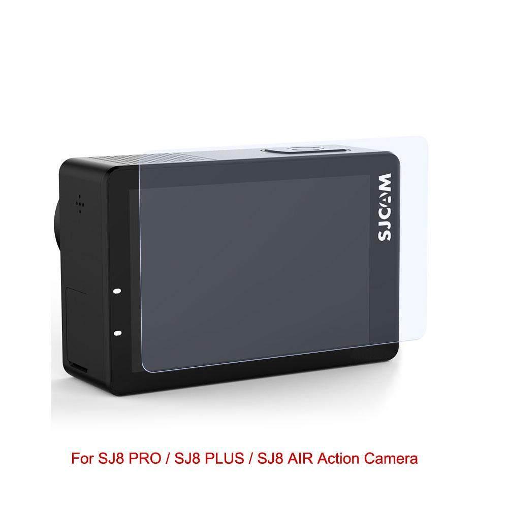 Ultra HD Screen Protector Tempered Glass Film Camera Lens Protective Kit for SJCAM SJ8 Air Pro