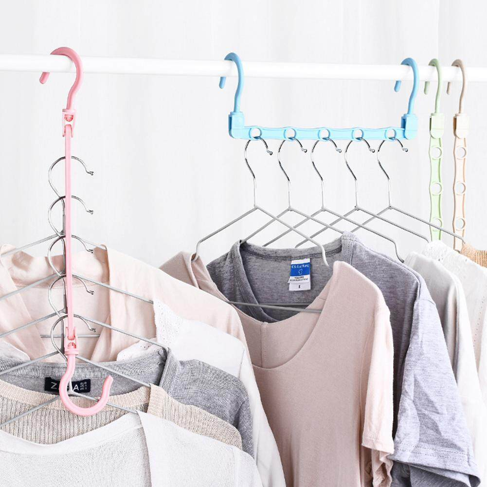 Goodgreat Multi-Functional Clothes Hanger Storage Space Saving By Good&great.