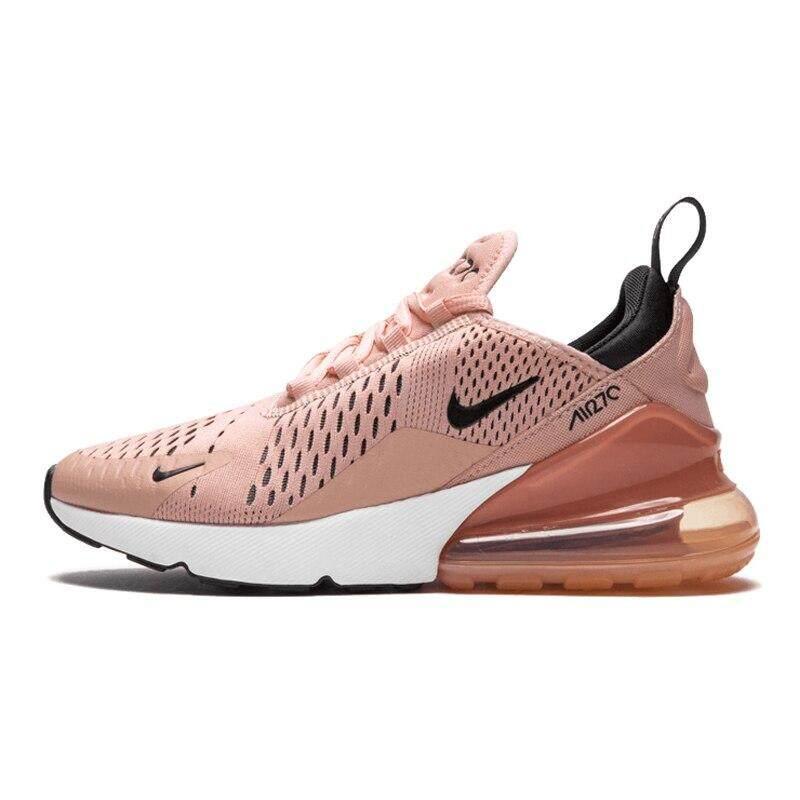 Deal Khuyến Mại Nike_Air_Max 270 Chạy Bộ Thể Thao Ngoài Trời Giày Thoải Mái Thoáng Khí Cho Nữ AH8050-005 36-39 Kích Cỡ Châu Âu