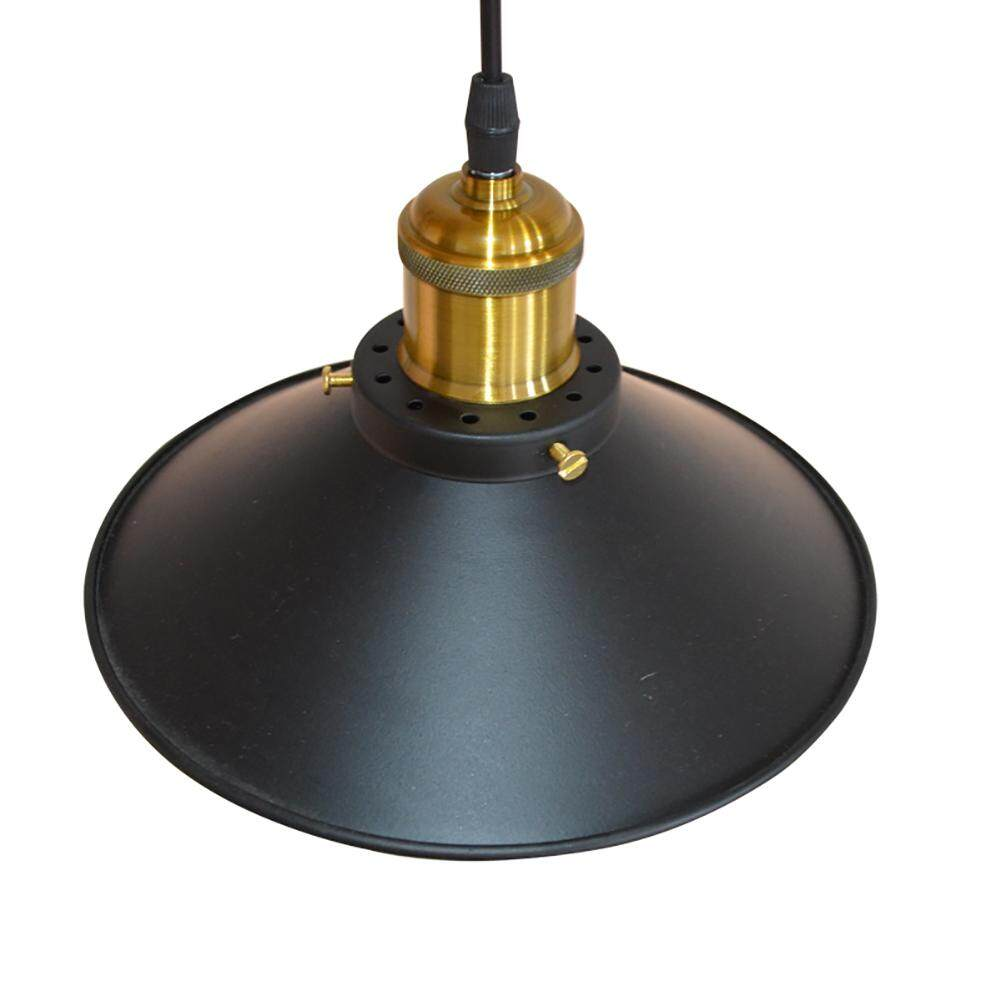 E27 Hotel Cafe Metal Structure Decorative For Ceiling Light Lampshade Restaurant