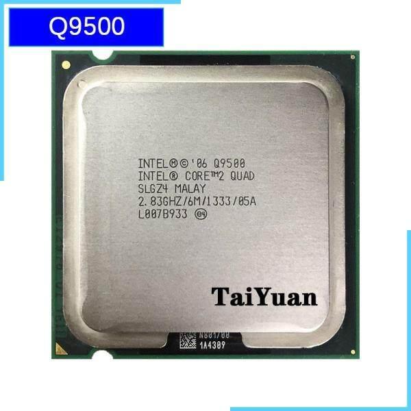 Bảng giá Core 2 Quad Q9500 2.83 GHz Quad-Core CPU Processor 6M 95W 1333 LGA 775 Phong Vũ