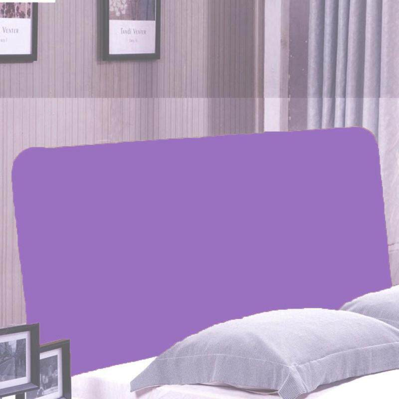 BolehDeals Bed Headboard Slipcover Stretch Dustproof Decor Slip Cover,1.5m