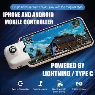 Chính Hãng Cần Điều Khiển Di Động IFYOO Yao Cần Điều Khiển Chơi Game Cho IOS Android Yao Tay Cầm Chơi Game Tương Thích Với PUBG Mobile, Call Of Duty Mobile(CODM), Wild Rift, Genshin Impact thumbnail