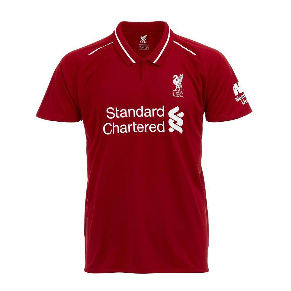 Official Liverpool FC Supporters Jersey 1819 (Home Womens)
