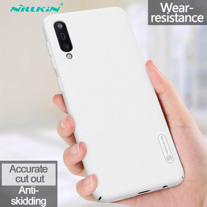 Nillkin for Samsung Galaxy A50 Hard Case, Super Frosted Shield PC Back Cover Cases for