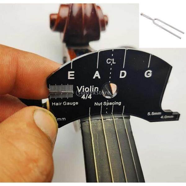 Kowaku Ngựa Đàn Violin Mẫu Khuôn Đa Năng Công Cụ Sửa Chữa Cho 4-4 Violin