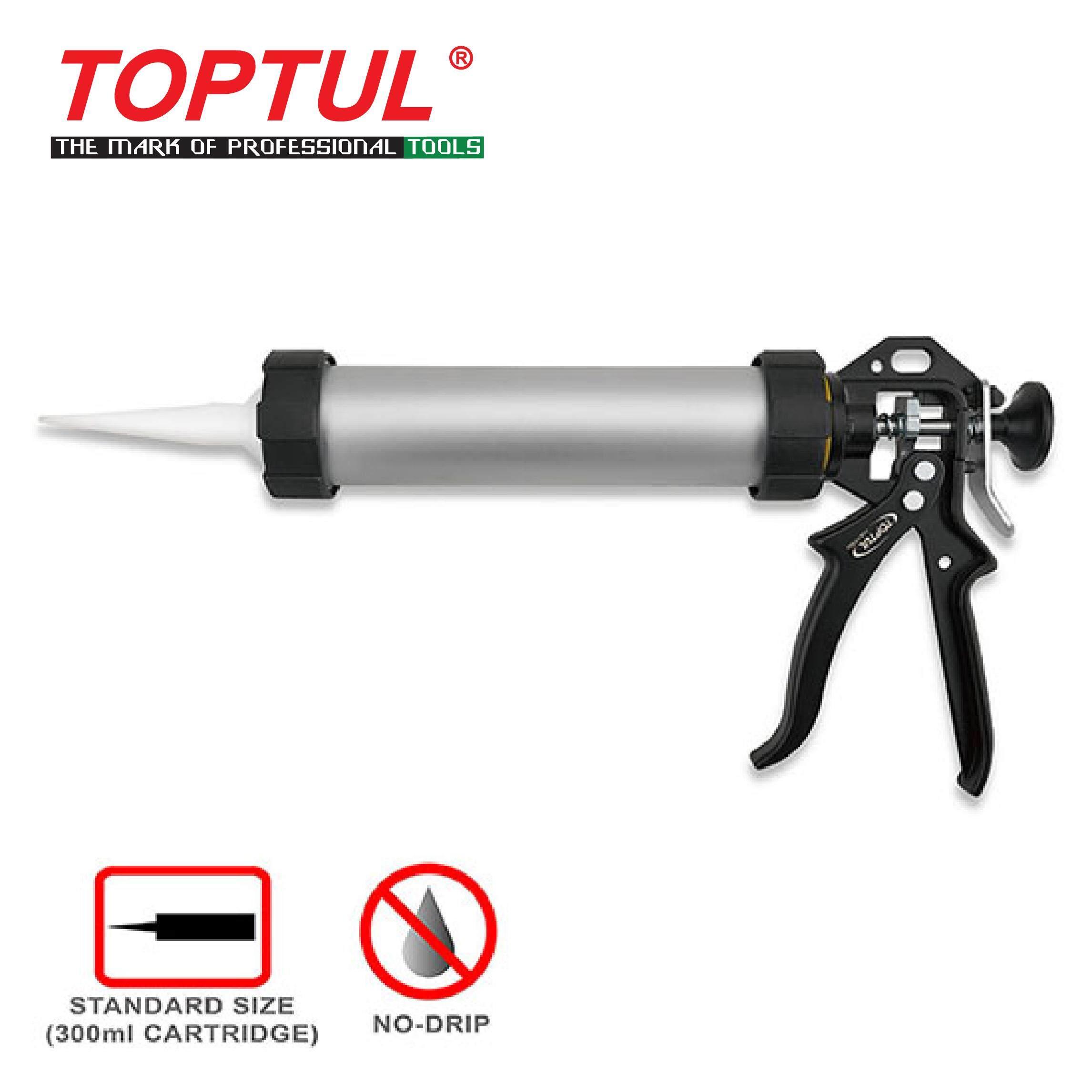 TOPTUL Aluminum Tube Caulking Gun (JJAY0904)