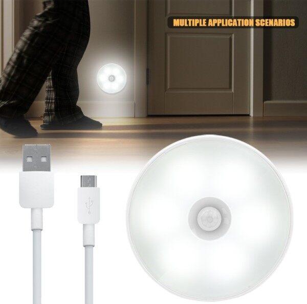 [Welight Up] Đèn Ngủ LED Cảm Biến Chuyển Động Đèn Cảm Ứng Cơ Thể Thông Minh USB Tiết Kiệm Năng Lượng Cho Cầu Thang Nhà Vệ Sinh Phòng Ngủ