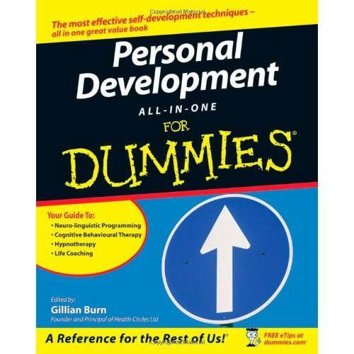 Dummies series Ebook Personal Development All-In-One for Dummies