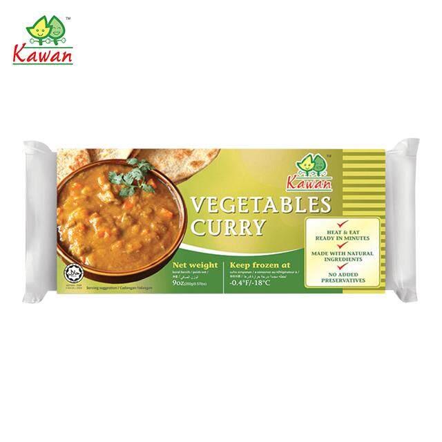 (KL & Selangor Delivery Only) Jocom Kawan Vegetables Curry (2cups) 260g
