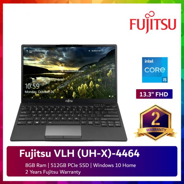 Laptop - Fujitsu UHX 13 (4ZR1C14464) 13.3 FHD Laptop Black + Free Gift Gaming Freak GH5-Killer PC Gaming HeadsetRed Malaysia
