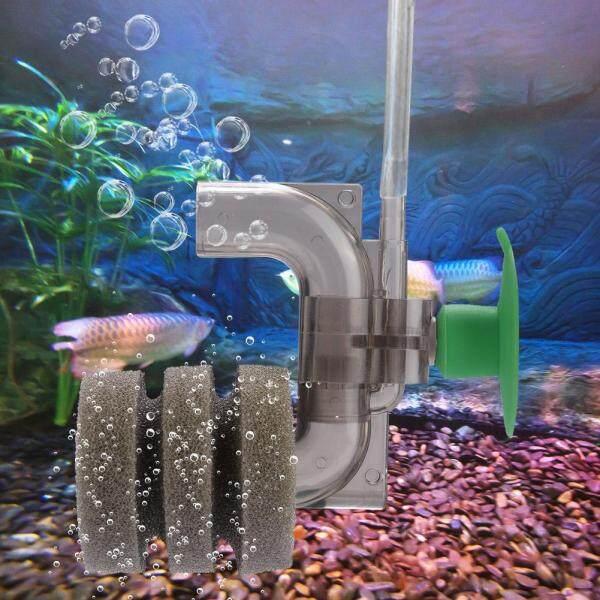 Bộ Lọc Bọt Nước Máy Bơm Oxy Im Lặng Mini Cho Bể Cá