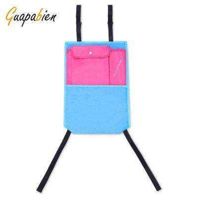 Guapabien Multifunctional Water Resistant Storage Bag for Baby Stroller (DENIM BLUE)