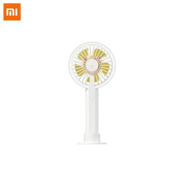 Xiaomi Ecological Chain Urallife Portable Mini Fan Handheld USB Fan Rechargeable Cartoon Fawn Fan For Office Home Outdoor use