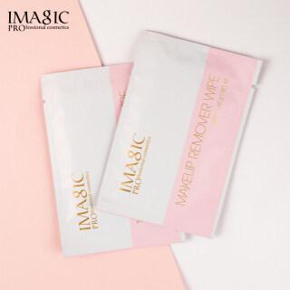 IMAGIC Khăn giấy tẩy trang chiết xuất khoáng chất thân thiện với làn da, giúp lau sạch lớp trang điểm chỉ sau một lần sử dụng thumbnail