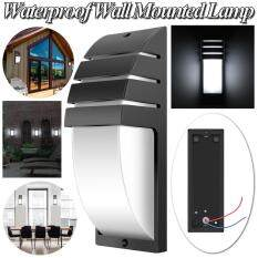 Đèn LED COB Treo Tường Lemonbest 8W, Đèn Treo Tường Hiện Đại Đơn Giản, AC 85-265V, Chống Thấm Nước, Dùng Cho Ban Công, Hành Lang Nhà Ở