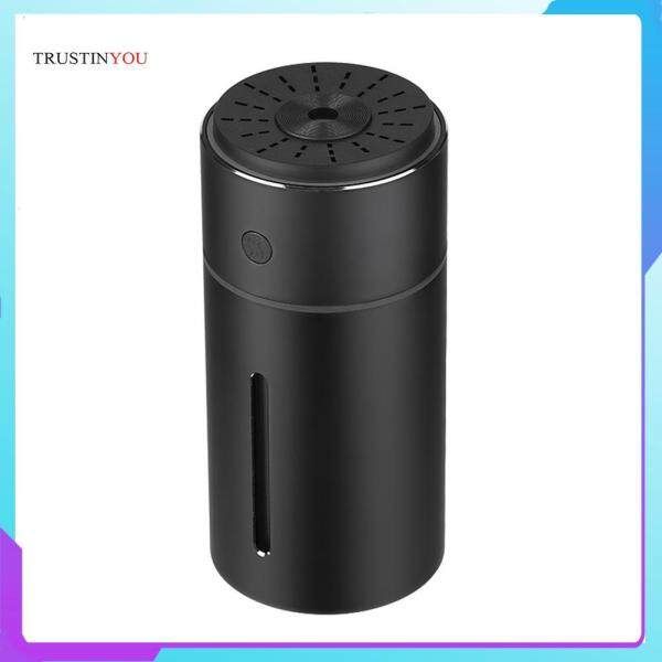 Car Office USB Aroma Air Humidifier Aromatherapy Humidifier Diffuser with LED Light Singapore