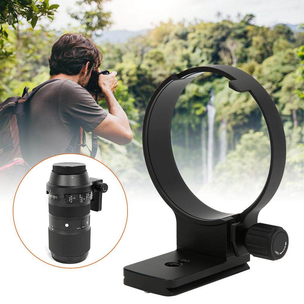 Lens Tripod Adapter Ring,Metal Lens Tripod Mount Adapter Ring with 1//4 and 3//8 Screw Holes,Stainless Steel Anti-Slip Screw,for Sigma 100-400mm F5-6.3DG OS HSM C Lens
