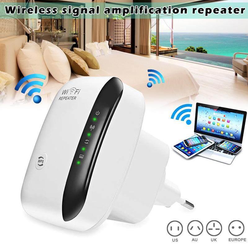 Kyle Wifi Range Extender Siêu Tăng Áp 300Mbps Superboost Tăng Cường Wifi Repeater
