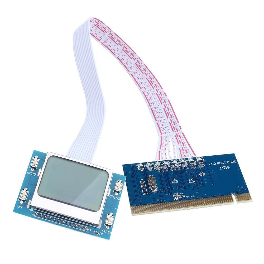 Tablet PCI Motherboard Analyzer Diagnostic Post Tester Card for PC Laptop